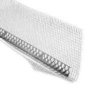 Profil de colt din aluminiu cu plasa 300x7x7 cm