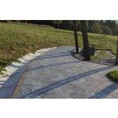R9 Sant Trapezoidal Prefabricat Din Beton 33x59(sus)x35(jos)x25 cm, Ciment