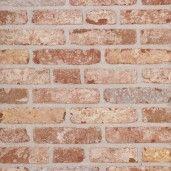 Coltar klinker Terca Belle Epoque de Mons, 21.5x6.5x2.3 cm