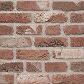 Coltar klinker Terca Belle Epoque de Durbuy, 21.5x6.5x2.3 cm