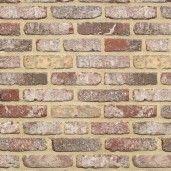 Placaj klinker Terca Retro Pastorie, 18.8x4.8x2.3 cm