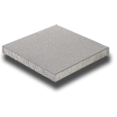 Rettango 50x50x8 cm, Gri