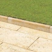 Bradstone Travero Bordura 60x15x4 cm, Gresie Nuantata