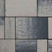 Rettango Combi 6 cm, Gri Bazalt