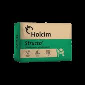 Ciment Holcim Structo Verde, 40 kg