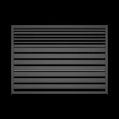 Panou gard mediu model 13, 200x150 cm