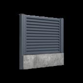 Panou gard mediu model 44, 200x150 cm