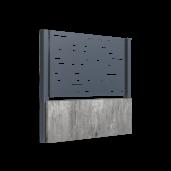 Panou gard mic model 57, 200x110 cm