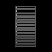 Poarta pietonala model 13, 100x180 cm