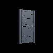 Poarta pietonala model 57, 100x180 cm
