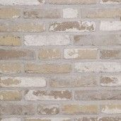 Coltar mic klinker Terca Rustica Oud Laethem, 18.5x6.5x2.3 cm