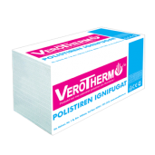 Polistiren expandat Verotherm EPS 70, 100x50x2 cm