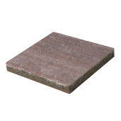 Viena 40x40x6 cm, Negru Violet