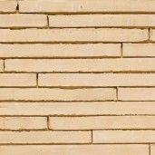 Placaj klinker Terca Wasserstrich Special Ecru, 51x4x2.3 cm